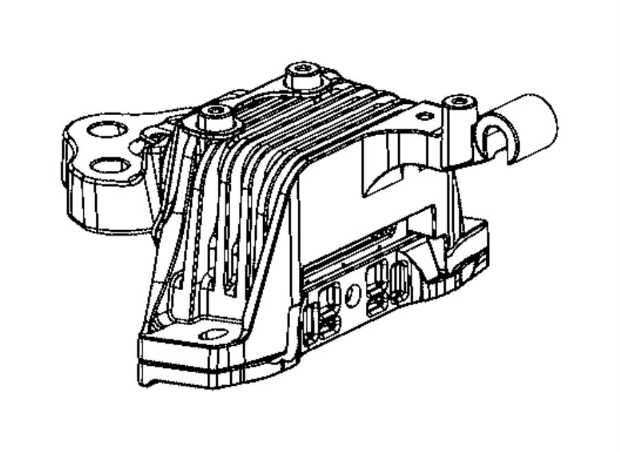 2016 chrysler 200 isolator  transmission mount  suspension  suspensioneuro  mounting