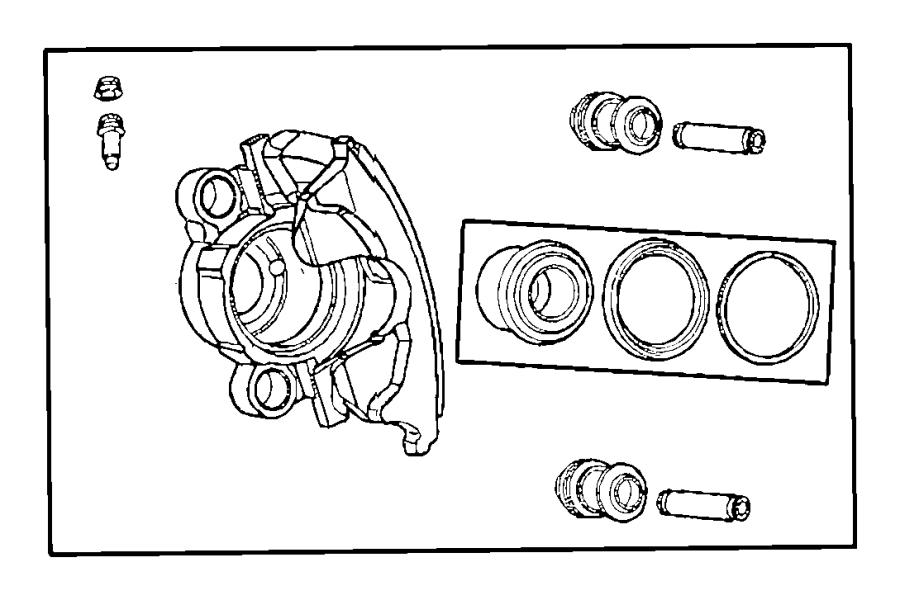Dodge Neon Drum Brake Diagram Com