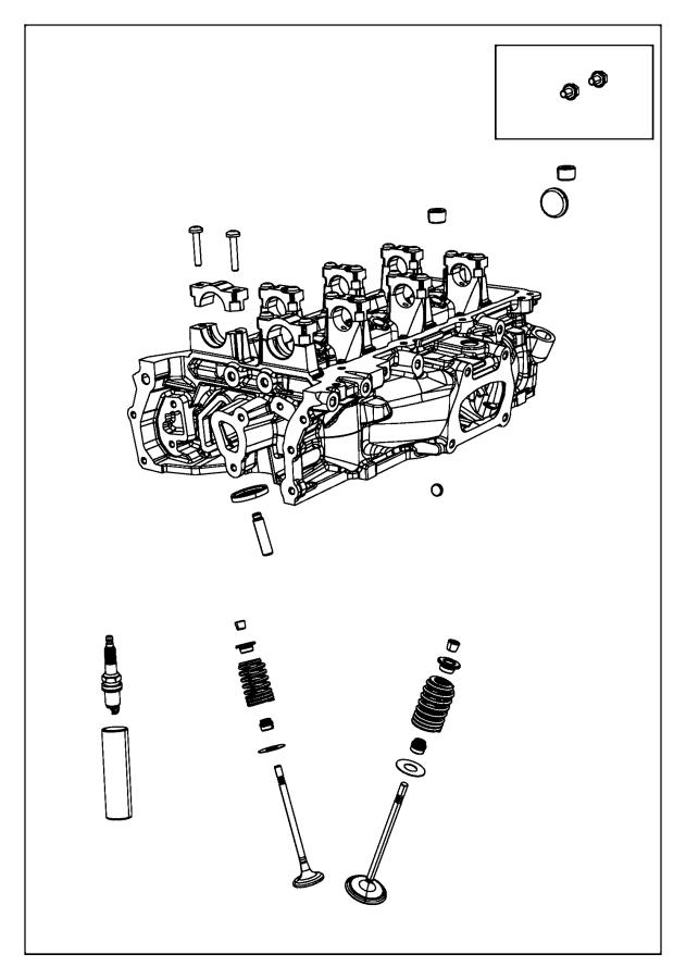 2016 Jeep Grand Cherokee Spark Plug  Plugs  Ignition