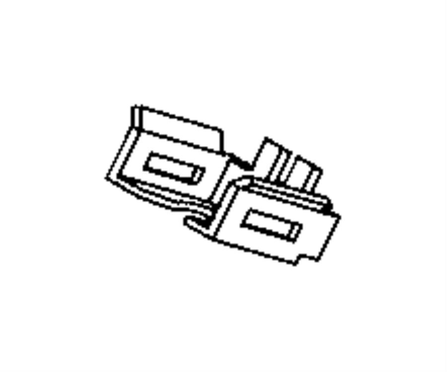 2015 jeep renegade clip  fuel injector  export  eam