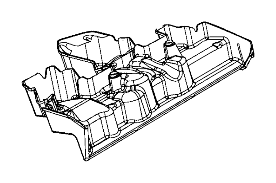 chrysler pacifica pad  engine
