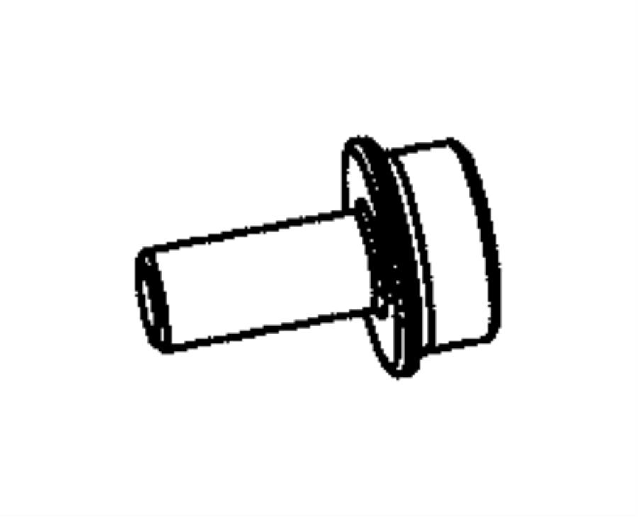 2012 dodge dart bolt  mounting  drainback