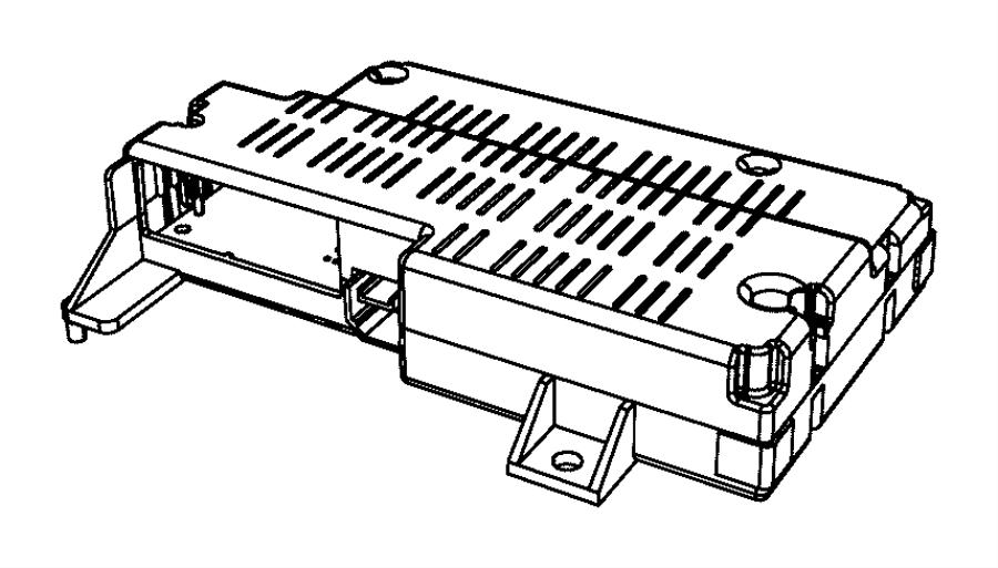 Chrysler 300 Module Telematics Uconnect Voice