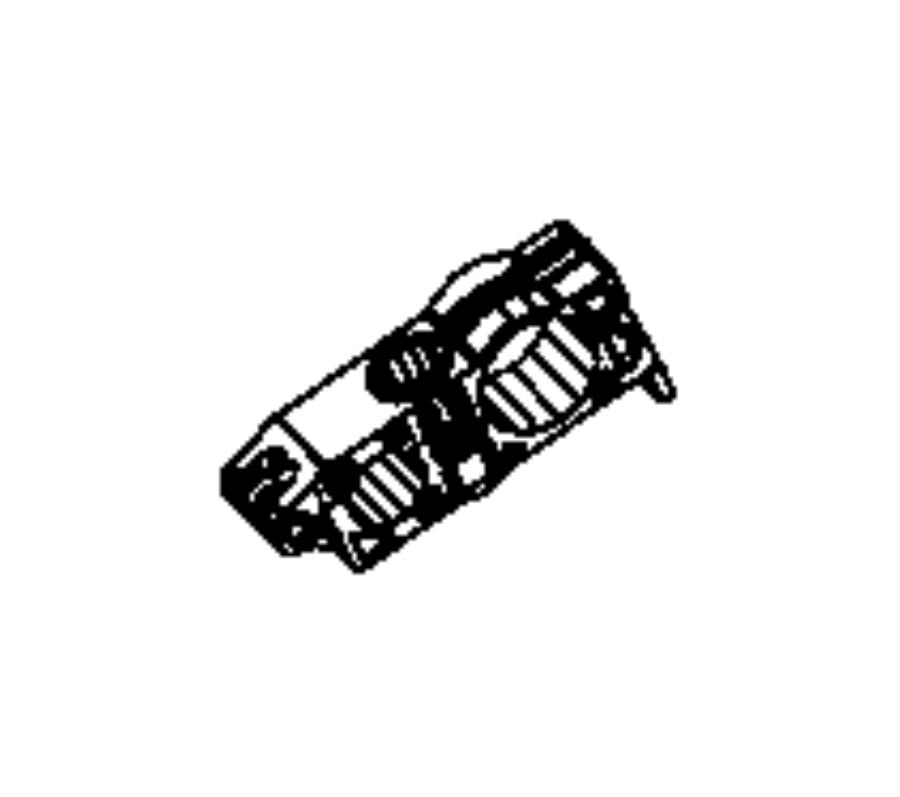 2013 dodge ram 1500 clip  a  c line   all vehicles w  air