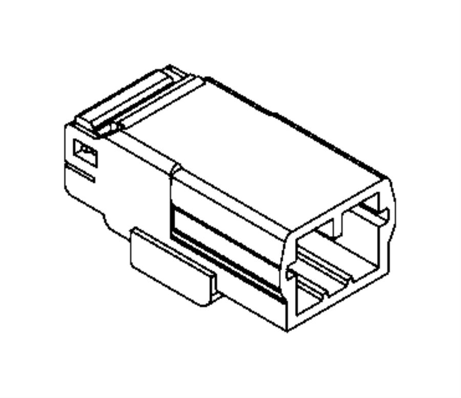 ram promaster city connector  electrical