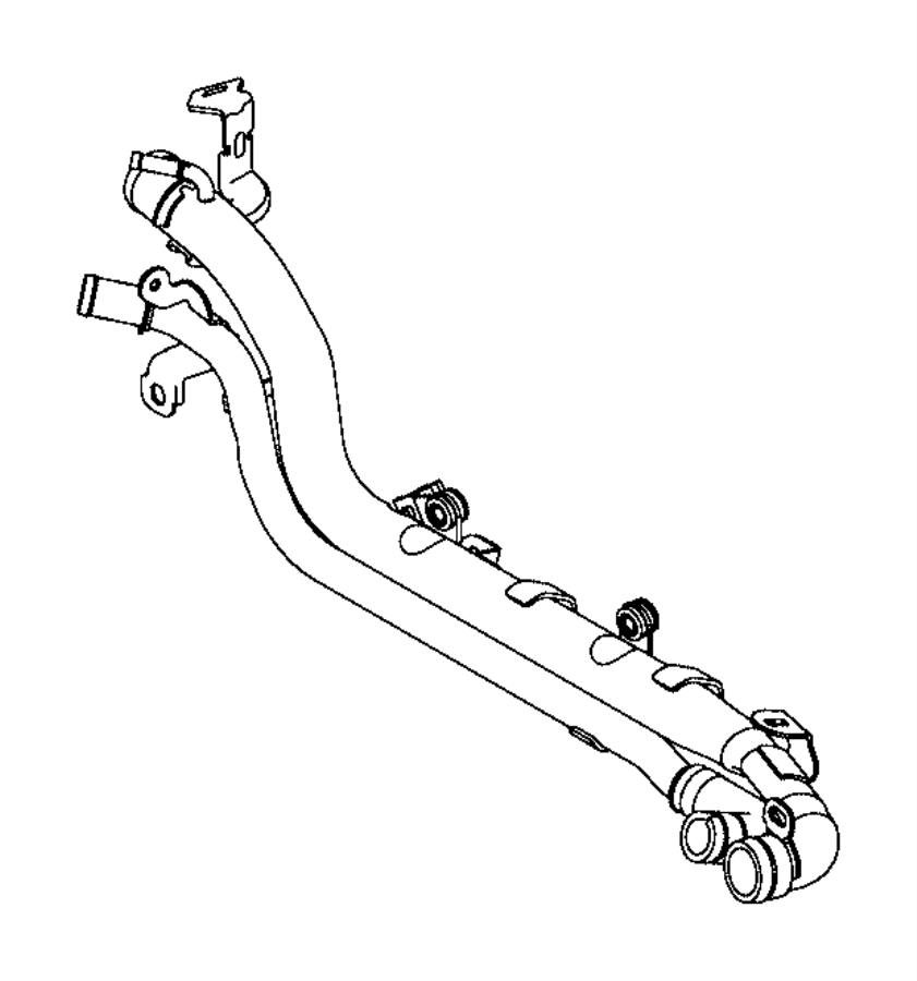 2017 jeep renegade sensor  temperature  export  coolant
