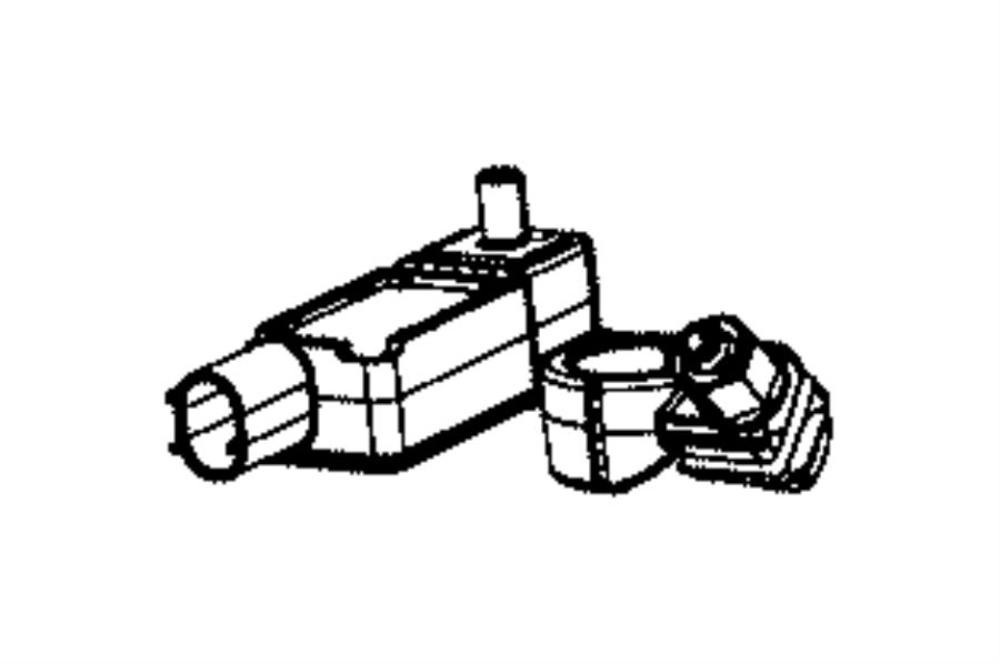 chrysler 300 sensor  battery   stop-start multiple vsm system