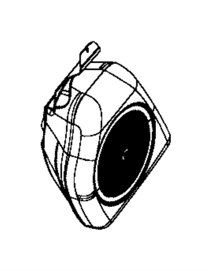 2017 dodge charger speaker  sub woofer  speakers