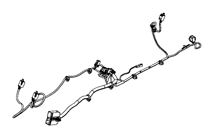 jeep compass wiring  console