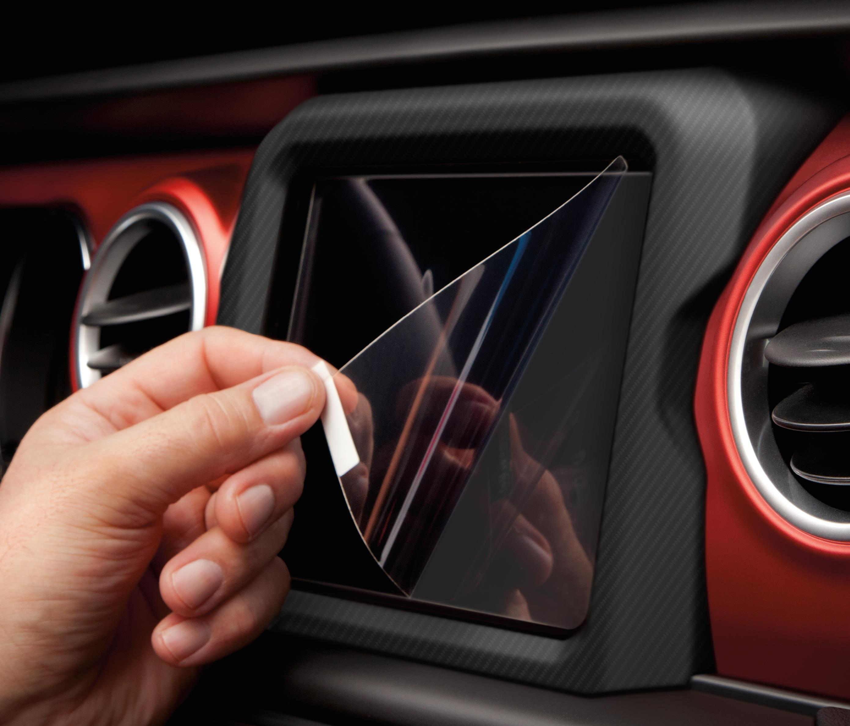 2019 Chrysler PACIFICA L HYBRID Media Center Screen