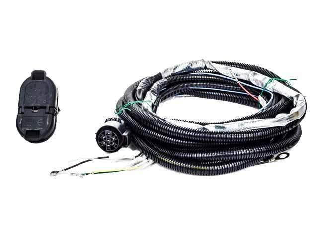 2018 Ram Promaster City Wagon Trailer Tow Wiring Harness For Cargo Vans  Seven