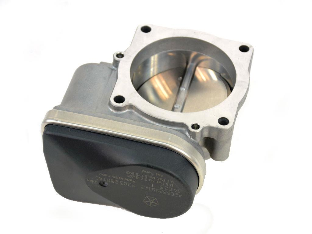 2013 Dodge Durango Throttle Body  Ekg  Related  Eza