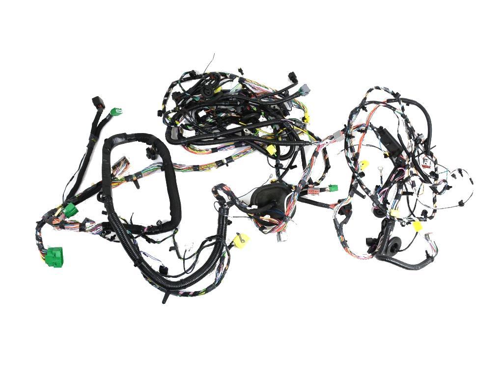 2014 chrysler 200 wiring  unified body  navigation  nav  satellite