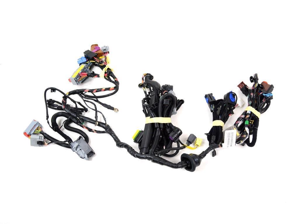 Ram 2500 Wiring  Headlamp To Dash   Air Conditioning