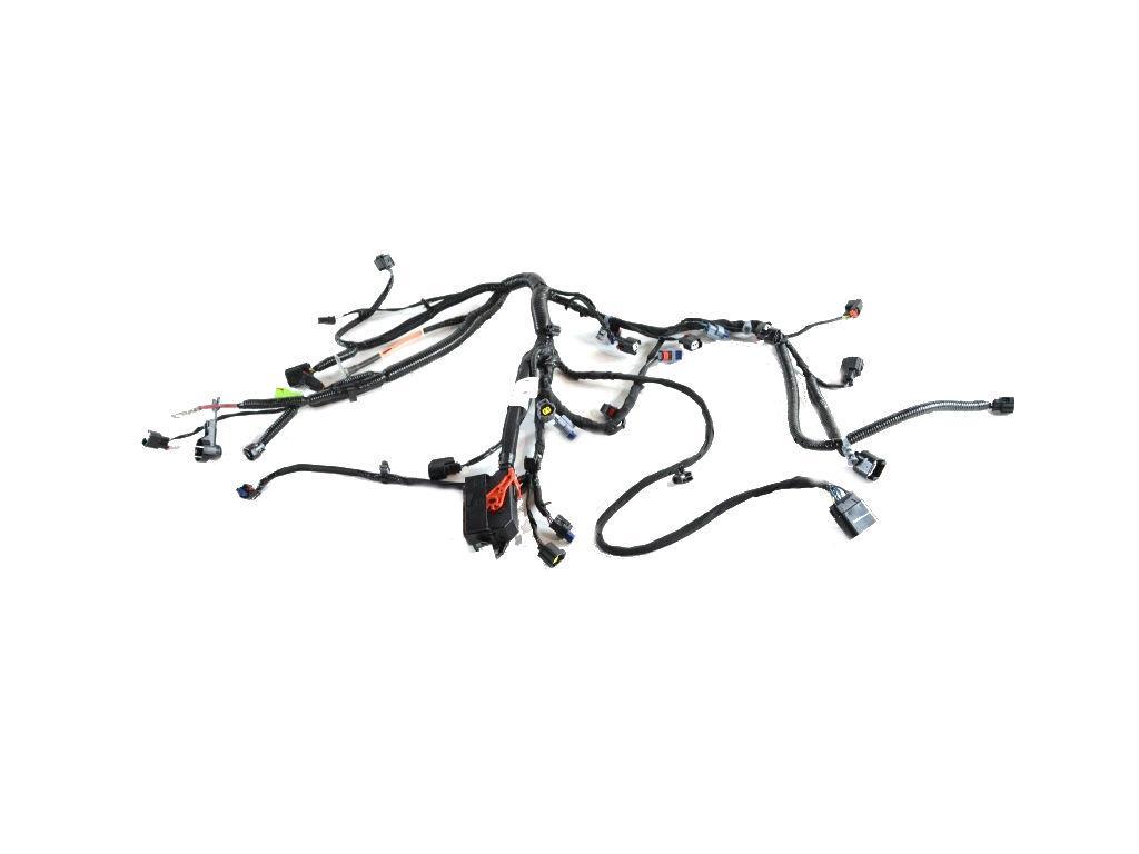 jeep patriot wiring  engine