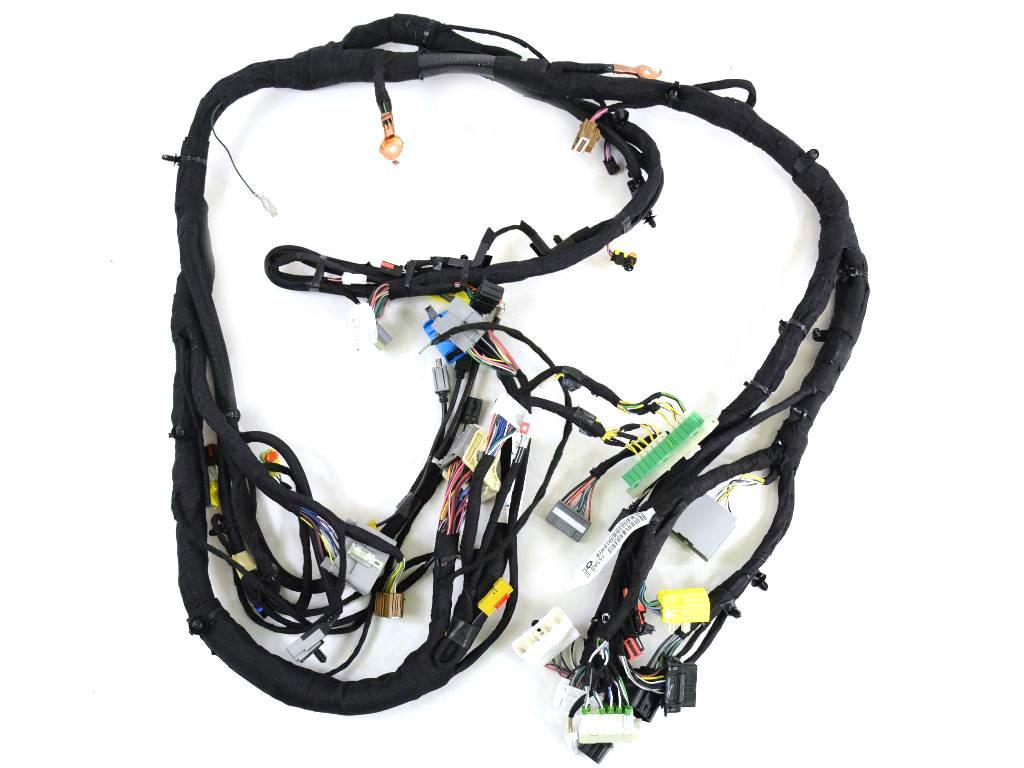 Dodge Charger Wiring  Instrument Panel