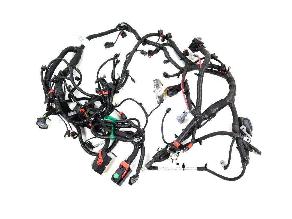 2014 Ram 2500 Wiring  Used For  Engine And Transmission