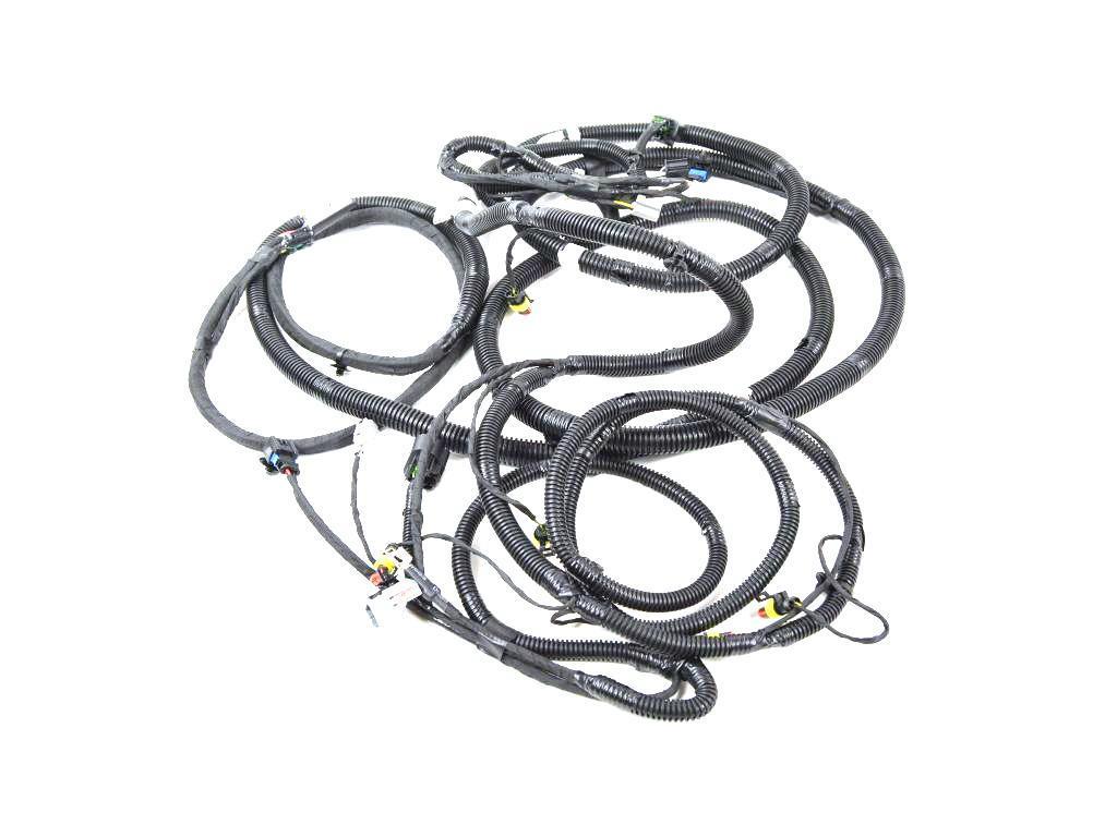 2014 ram 1500 wiring  body right  rear  power  system