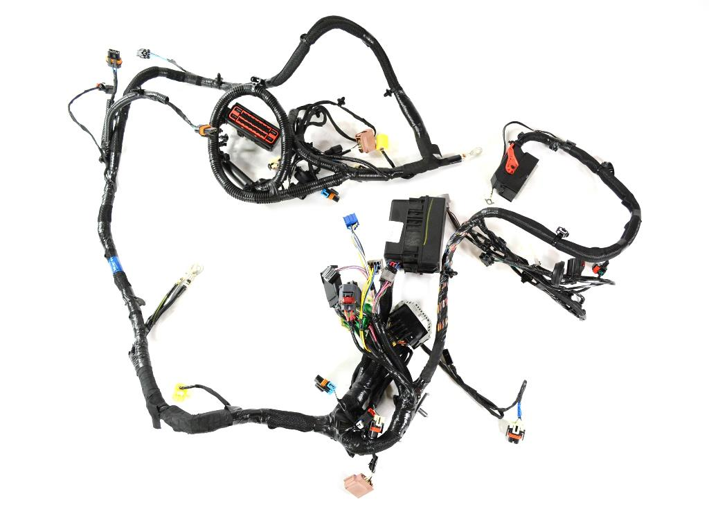 Jeep Compass Wiring  Headlamp To Dash  After 03  16  2016