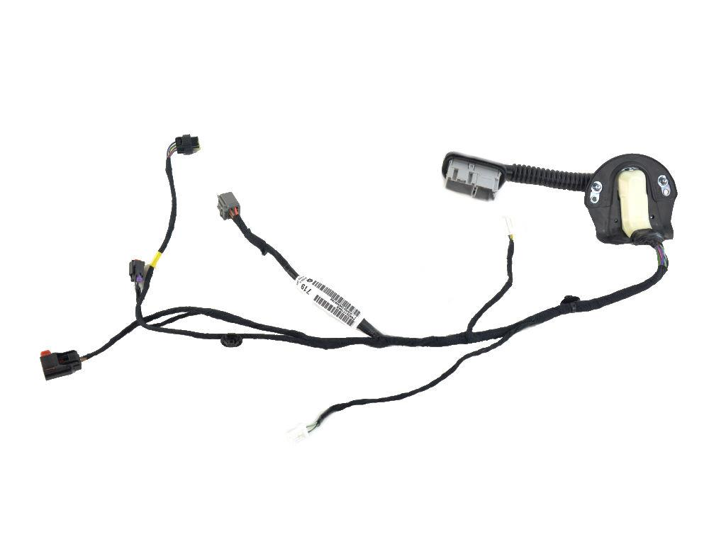 jeep grand cherokee wiring  rear door  left  module  lighting  seat