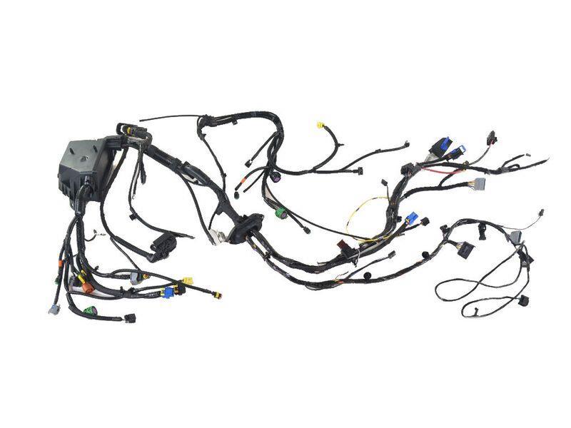 Fiat 500c Wiring  Headlamp To Dash