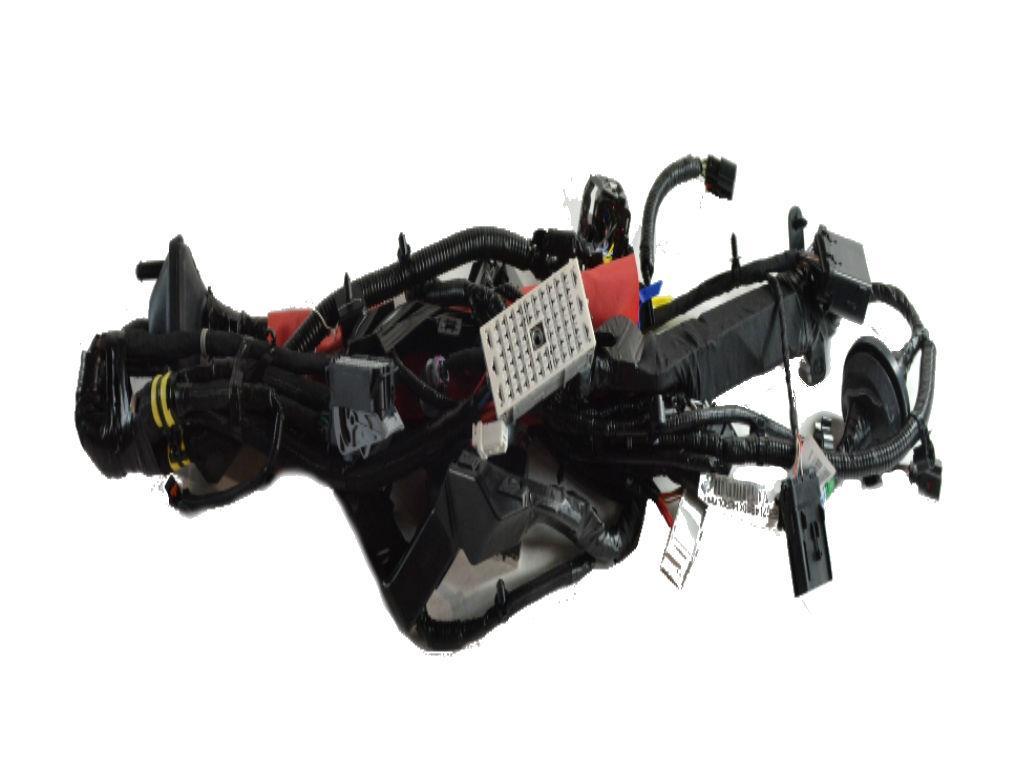 Chrysler 200 Wiring  Dash  Instrument Panel   Bi