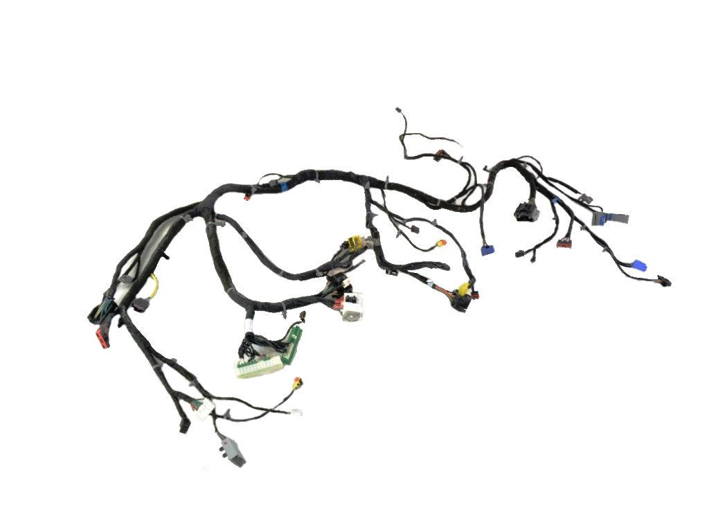 chrysler 200 wiring  instrument panel