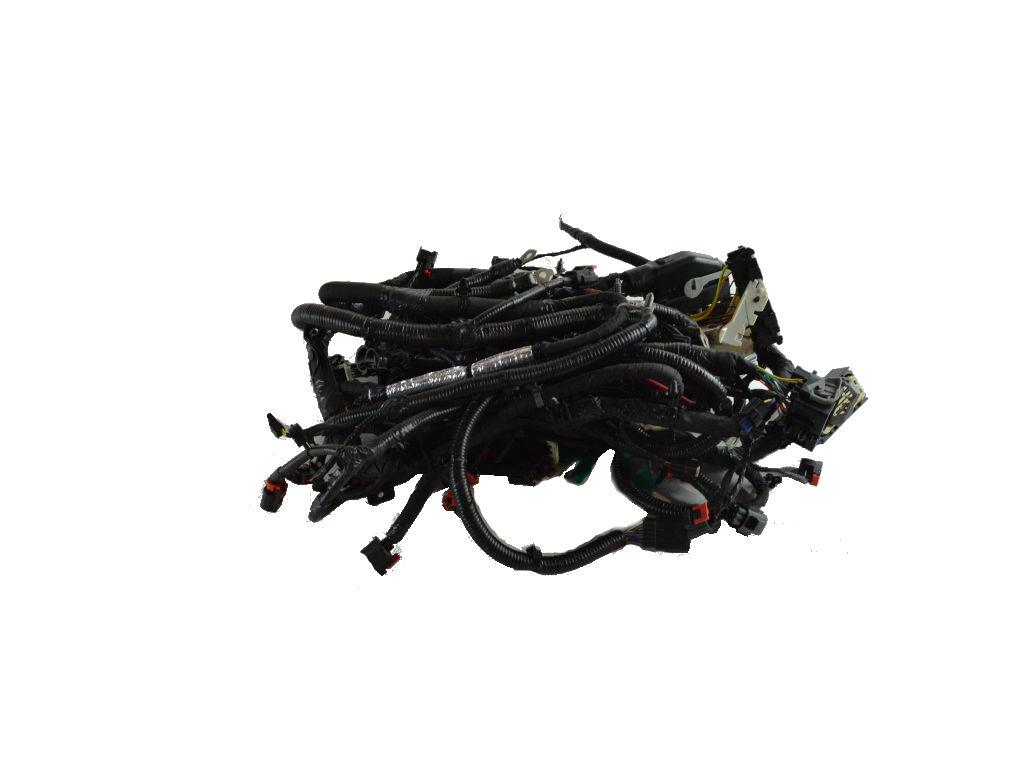 Ram 2500 Wiring  Transmission   160 Amp Alternator