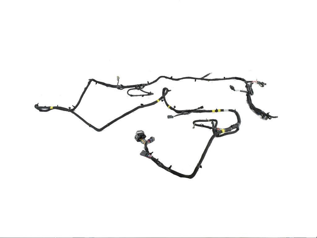 ram 5500 wiring  chassis   52 gallon rear fuel tank