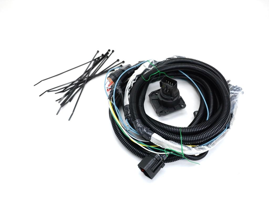 2008 Jeep Grand Cherokee Trailer Tow Wire Harness Kit  With 7