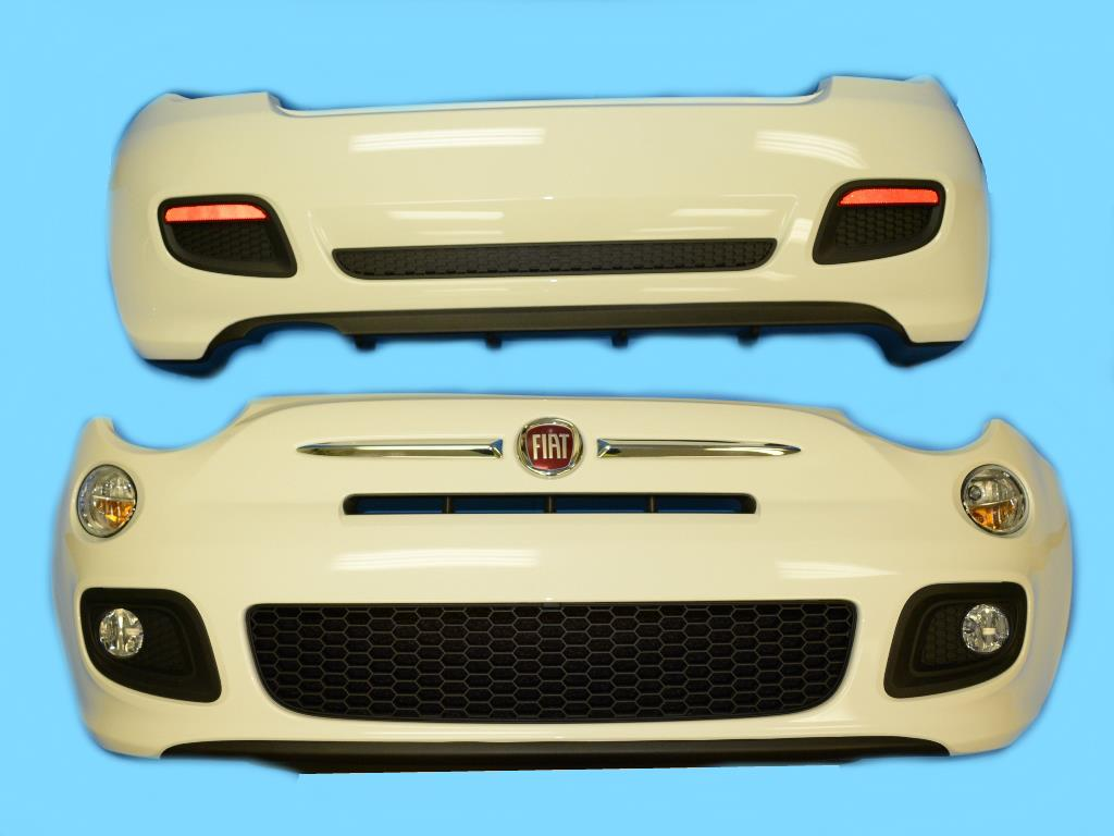 82212671  Fiat Front and Rear Fascia Kit  Sport model