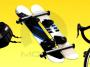 View Univeral Flat Top fully-locking ski and snowboard carrier.  Carries up to six pairs of skis or four snowboards Full-Sized Product Image