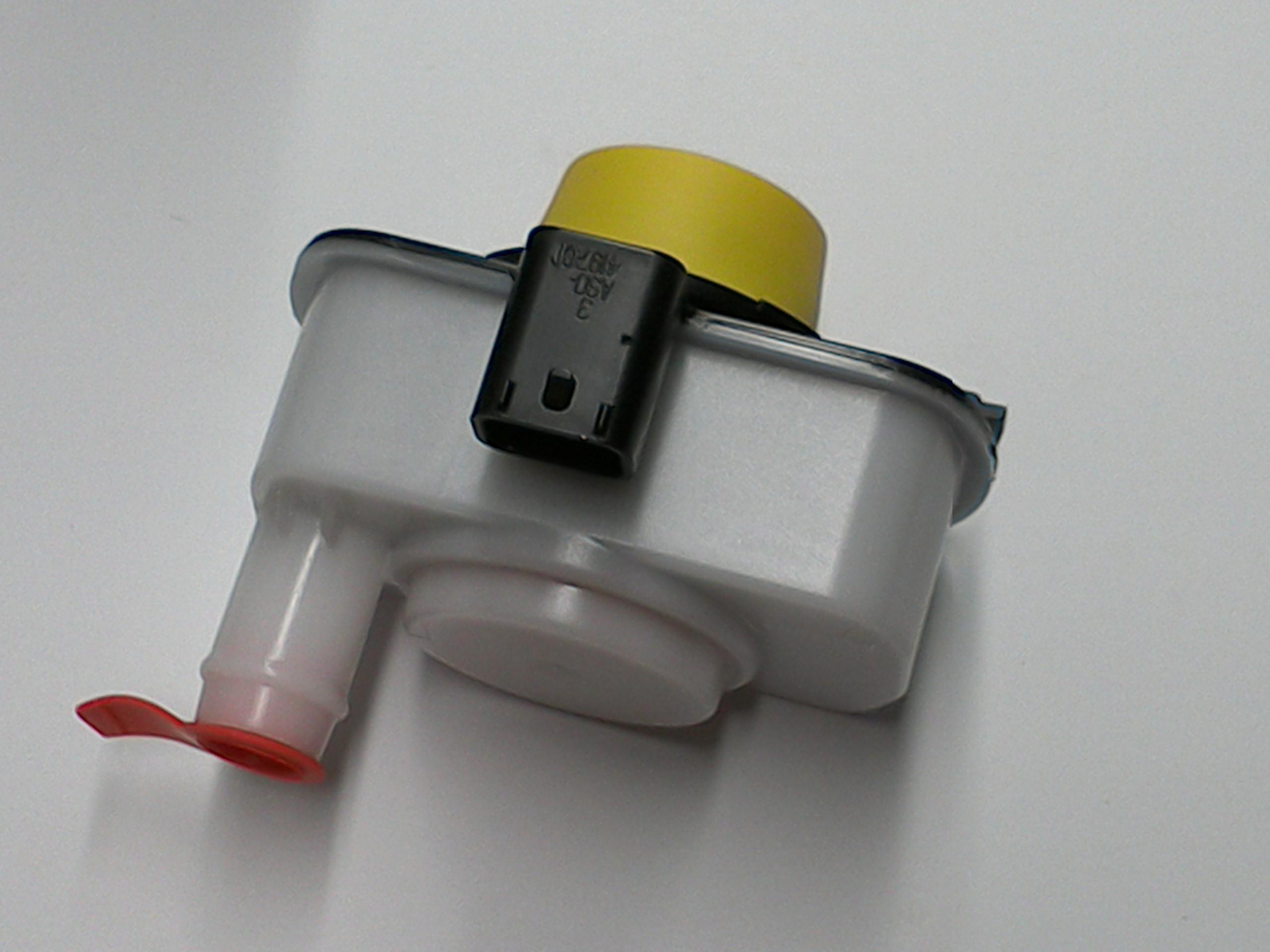 2008 Jeep Liberty Detector  Evaporative System Integrity Module  Trim   All Trim Codes