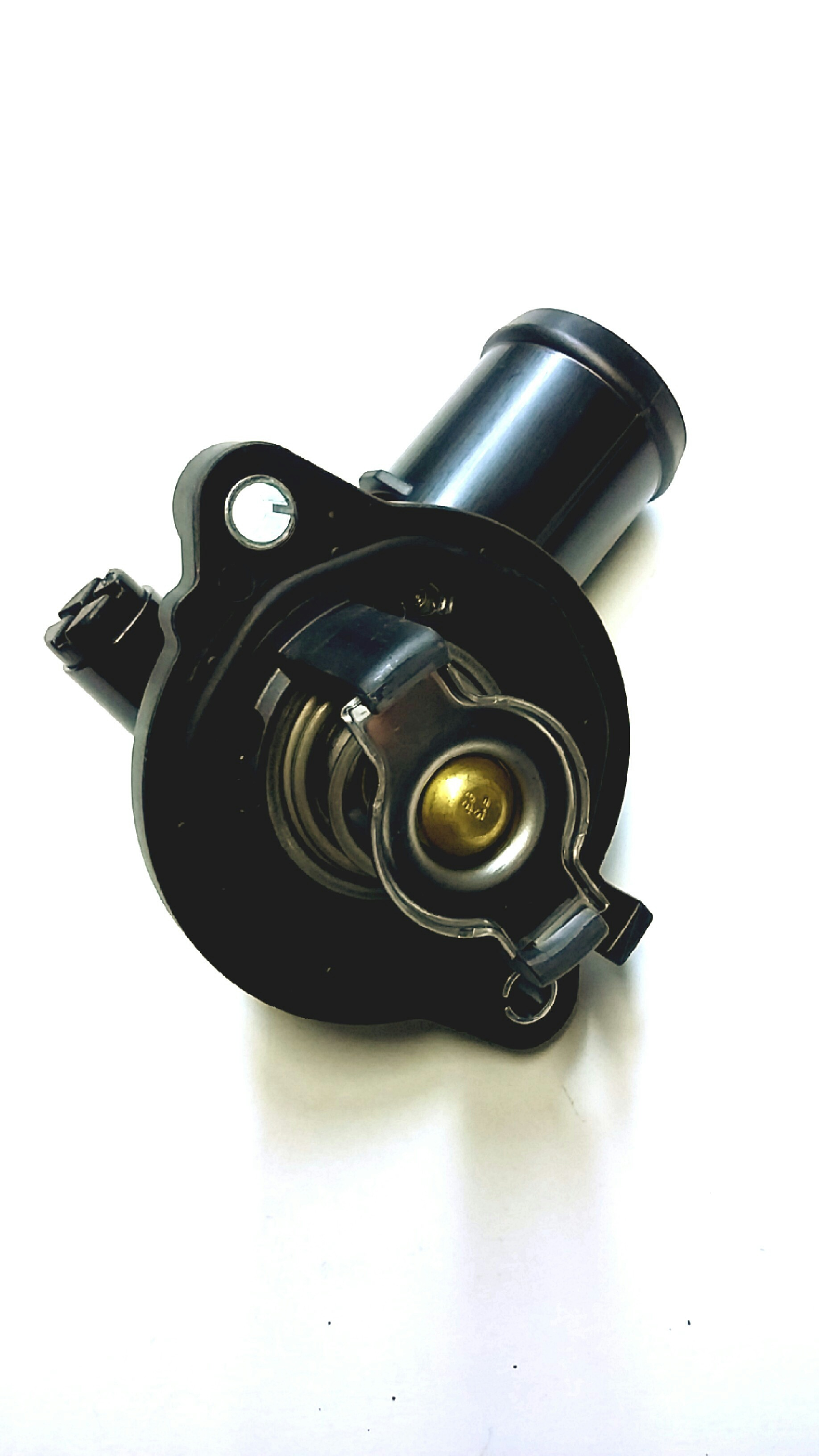 2012 dodge charger housing thermostat related  water